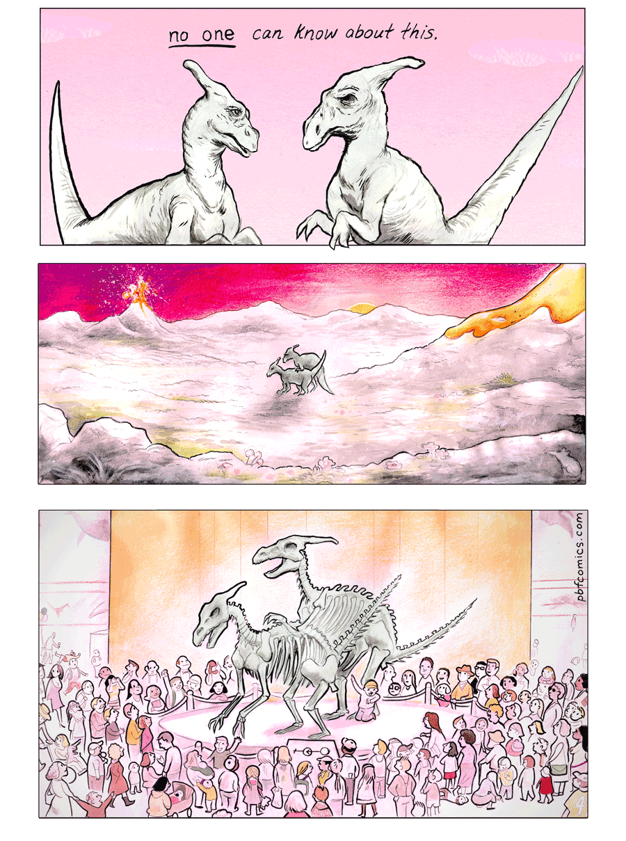 Nicholas Gurewitch (The Perry Bible Fellowship) – MUSEUM
